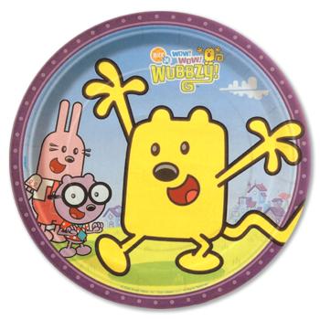 Wow-wow-wubbzy-lunch-plate