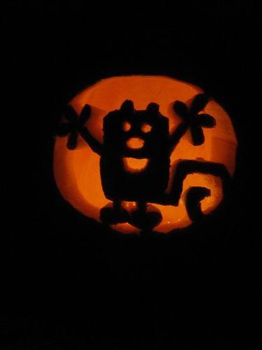 Wubbzy Pumpkin 002