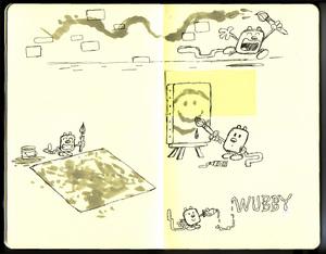 Wubby_sketch